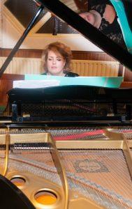 renske van dijk op piano